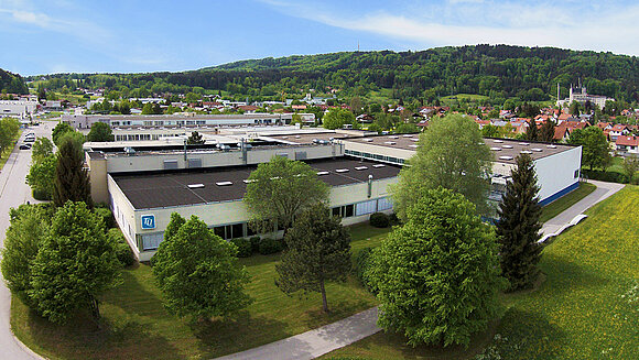 TQ-Systems GmbH | Manufacturing and Customer Center